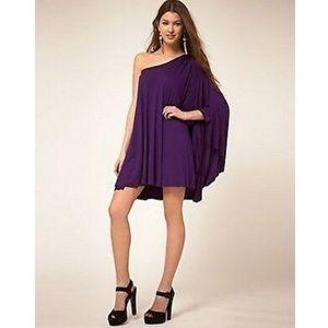 Lipsy London One shoulder dress